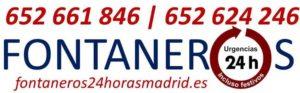 Fontaneros 24 Horas Madrid Urgencias
